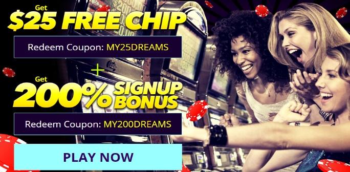 Free Bonus No Deposit Pokies